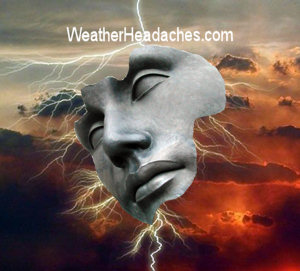 Symptoms of Weather Headaches